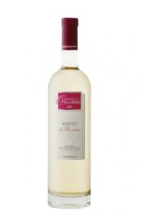 vin blanc coteaux d'aix en provence domaine des oullières