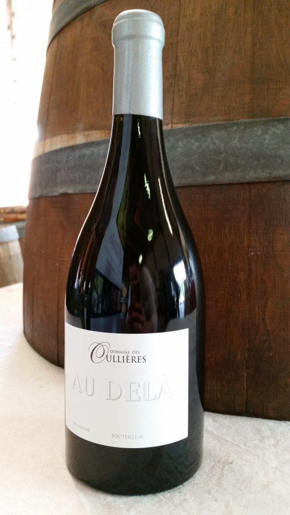 Cuvée Au Delà, Coteaux d'Aix en Provence, Rouge, Domaine des OUllières