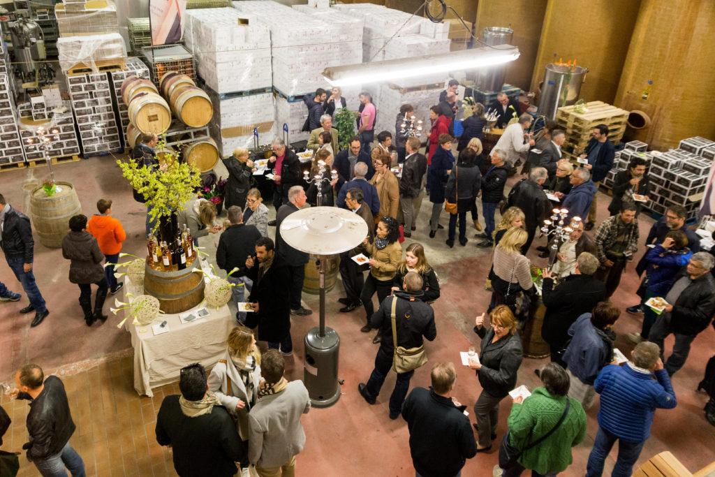 dégustation nouveau millésime vin provence lambesc wine