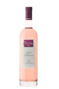 Absolu de Provence rosé Coteaux d'Aix en Provence vin rosé vin de provence Domaine des Oullières