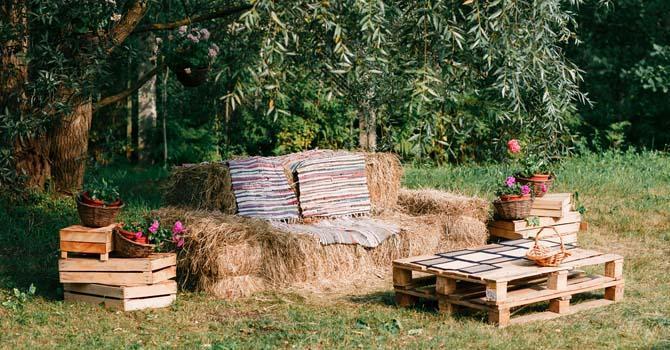 pique-nique chez le vigneron à Lambesc