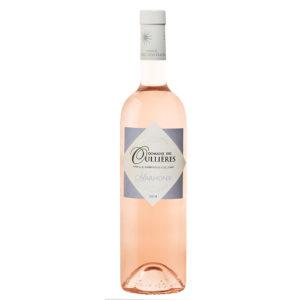 Harmonie de Provence Rosé du Domaine des Oullières, Coteaux d'Aix en Provence