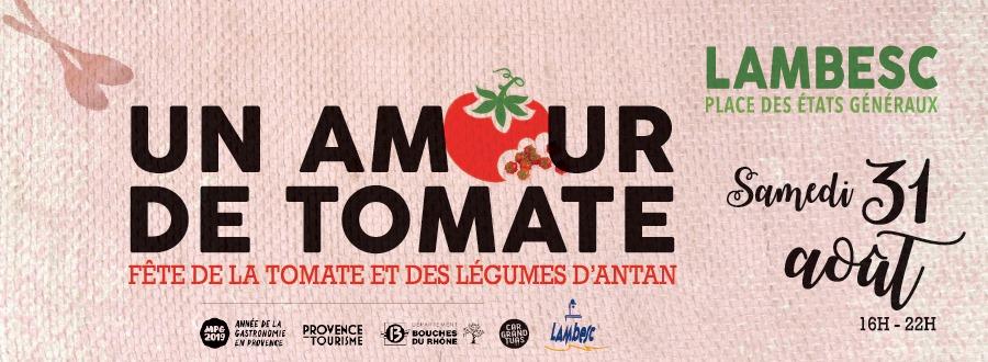 vins de lambesc à un amour de tomate