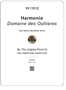 london-wine-competition-rose-coteaux-aix-provence-domaine-oullieres